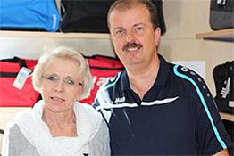 Motiv: Christel und Holger Fromme