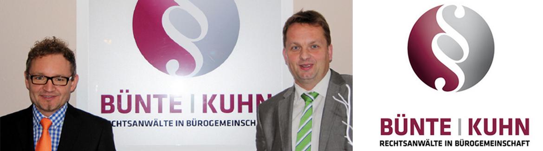 Motiv: Rechtsanwälte Bünte und Kuhn