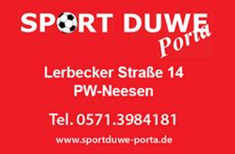 Motiv: Sport Duwe Porta